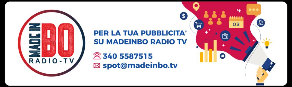 madeinbo tv pubblicità